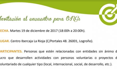 Encuentro para ONGs de voluntariado organizado por Neo Sapiens