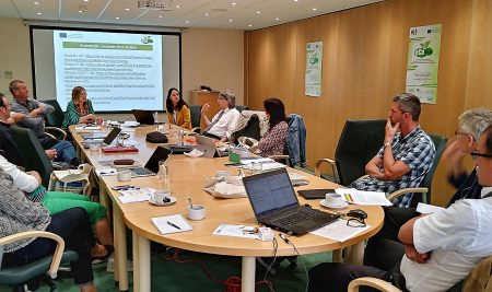 Segunda reunión transnacional de Ecotextyle en Inglaterra