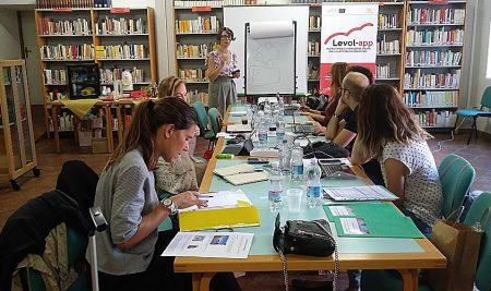 Última reunión en Italia del proyecto europeo Levol-app en el que participa Neo Sapiens