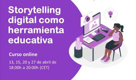 Curso online gratuito sobre storytelling digital: DEPAL