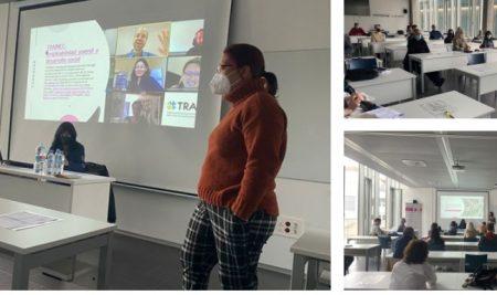 Presentamos TRAINEE a las ONGD de La Rioja
